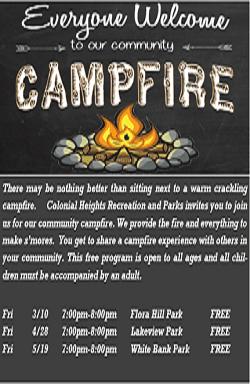 Community Campfires website