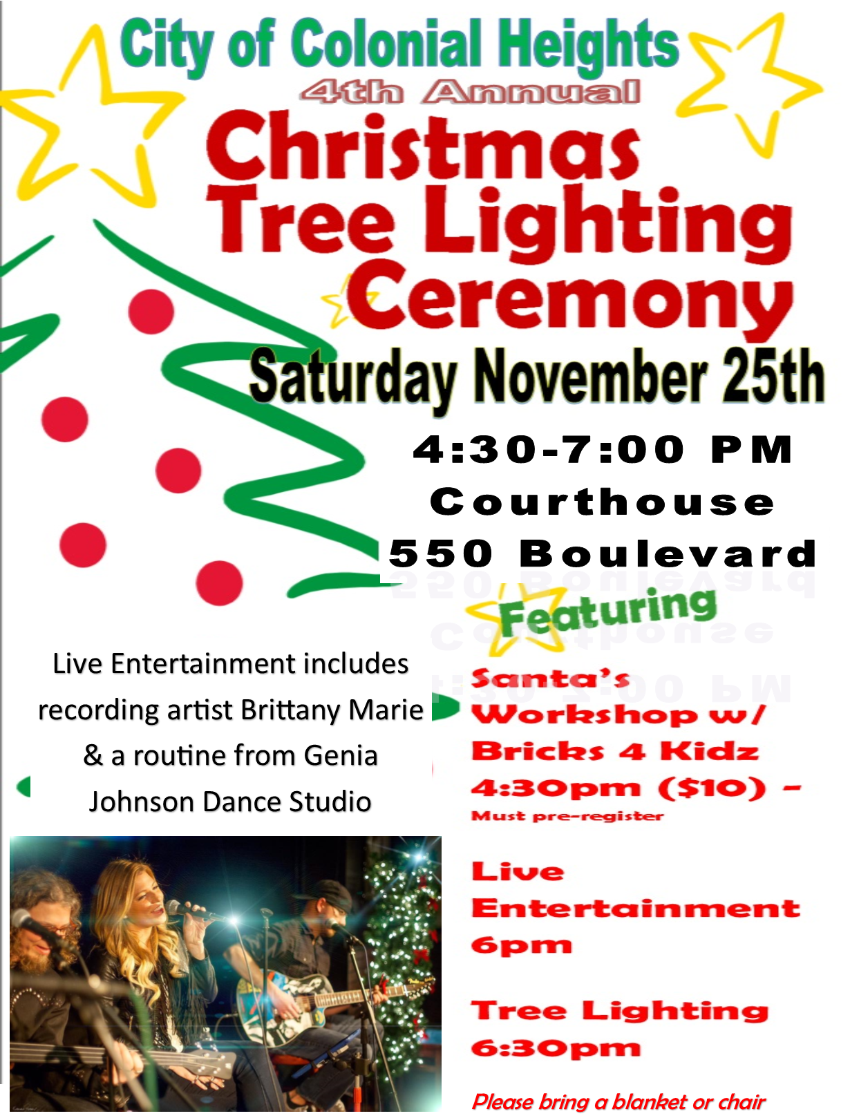 Tree Lighting
