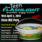 teen flashlight
