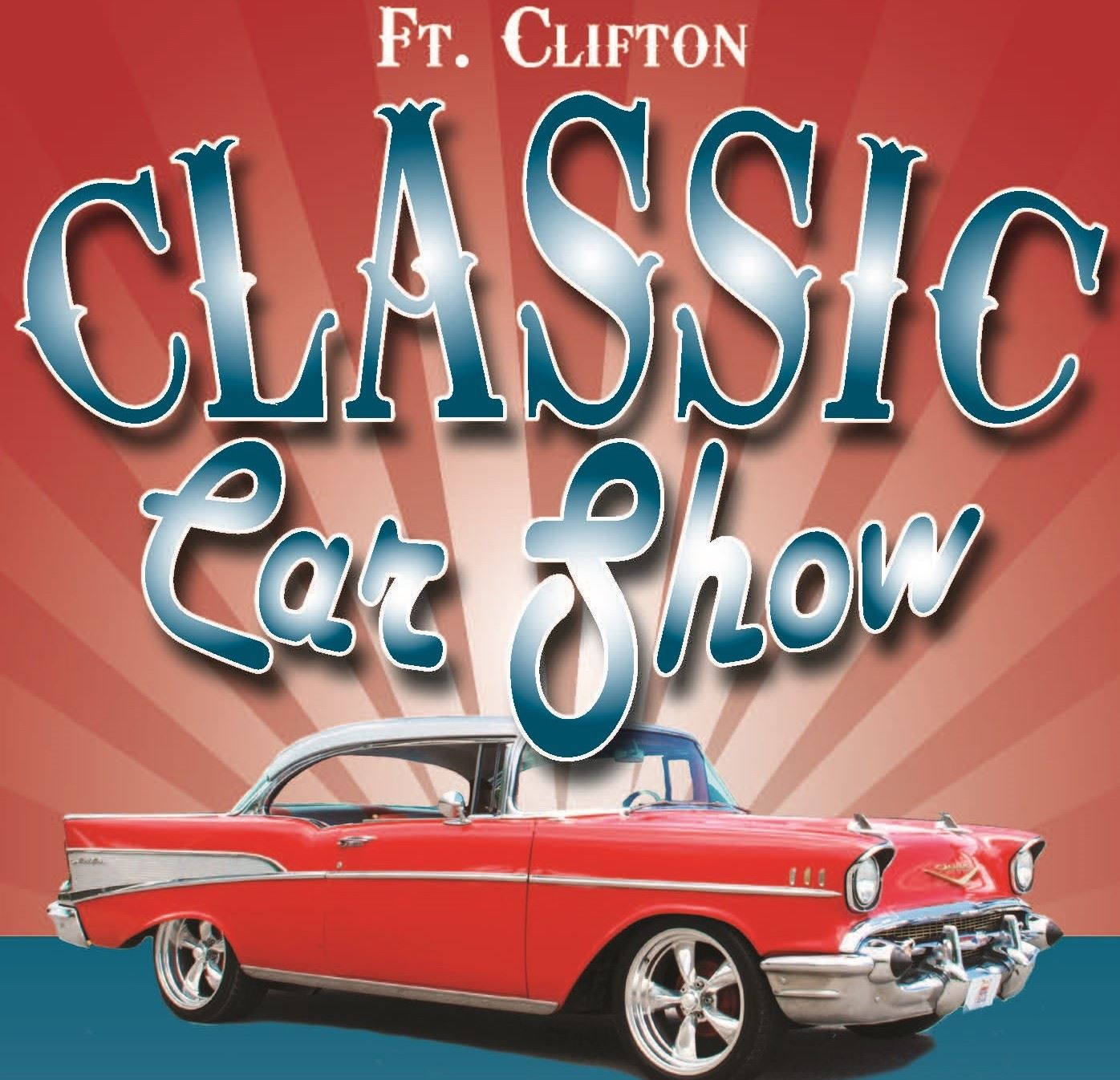 2019 Fort Clifton Classic Car Show