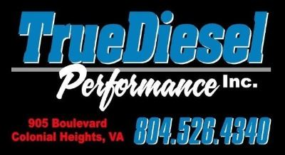 True Diesel Logo 2018